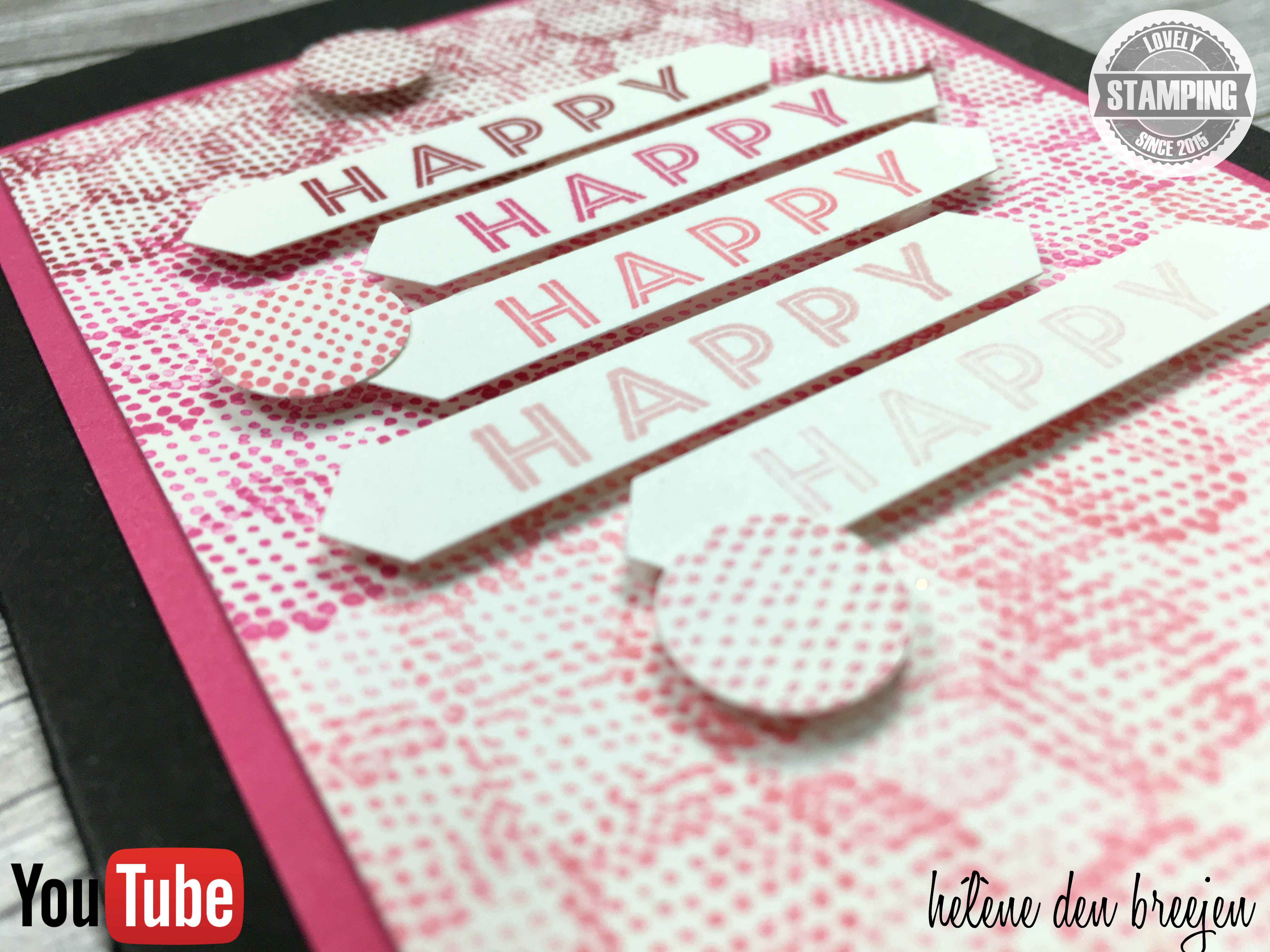 Stampin'Up! Eclectic expressions
