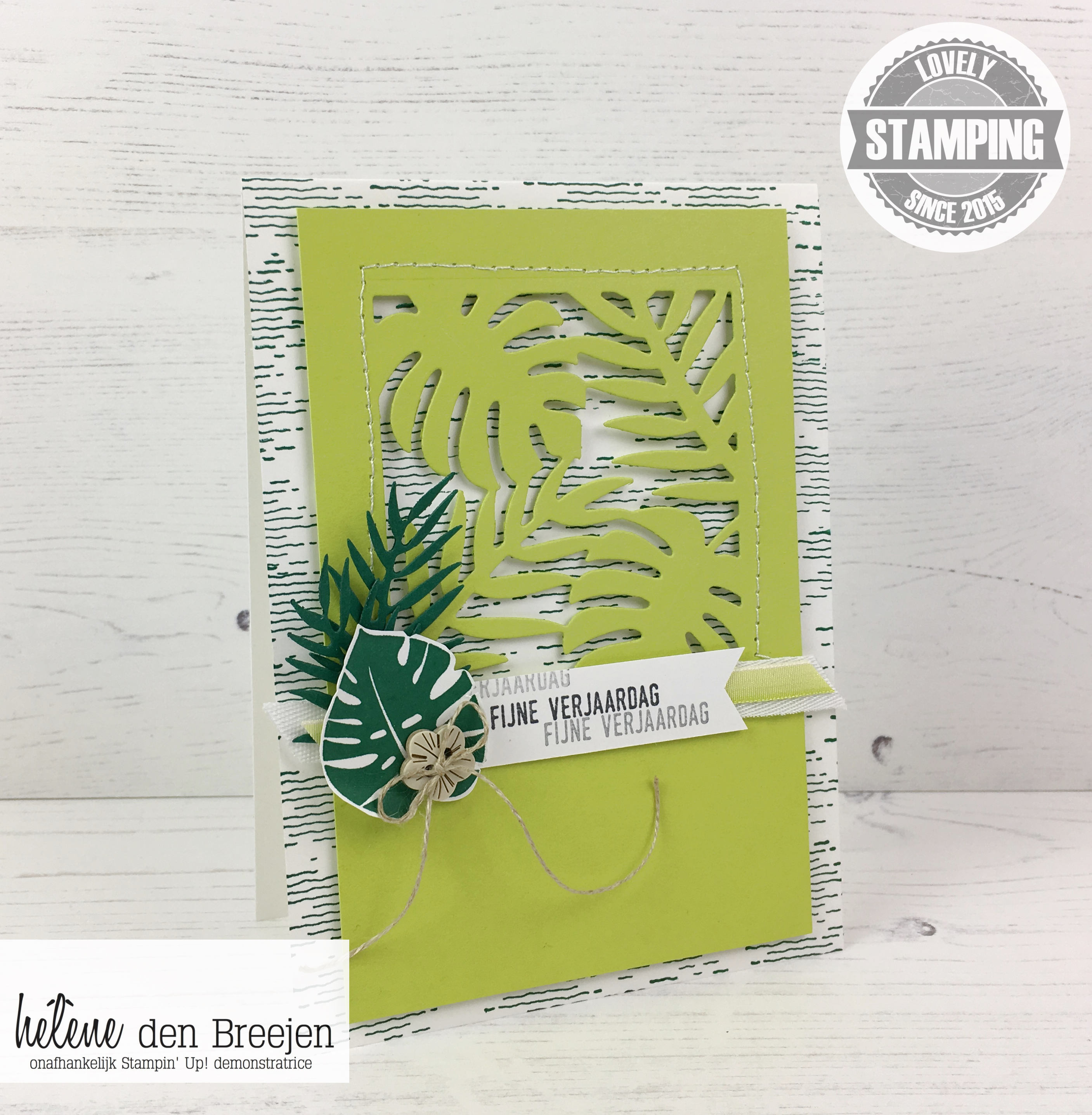 Stampin'Up! sneak peek